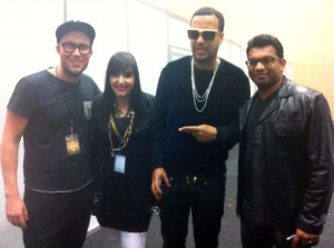 Arrows and French Montana